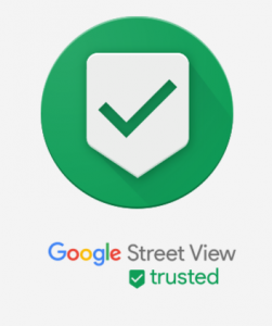 Badge Google certifié Stret view trusted