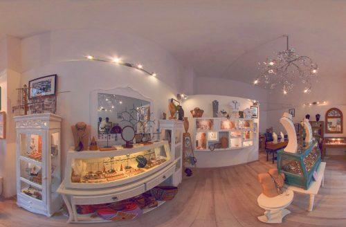 Arte fact, boutique de bijoux.