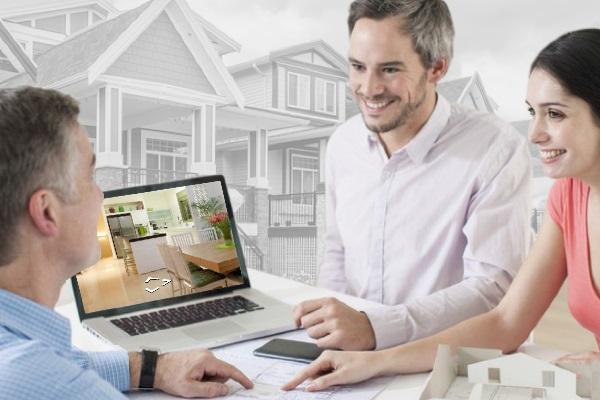 Notre service de visite virtuelle pour l'immobilier