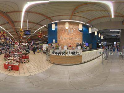 Super U Mirabeau  Supermarché