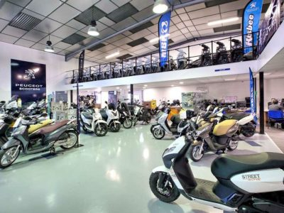100% Scoot's magasin de motos